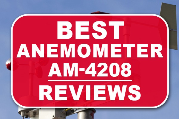 Best Anemometer Reviews