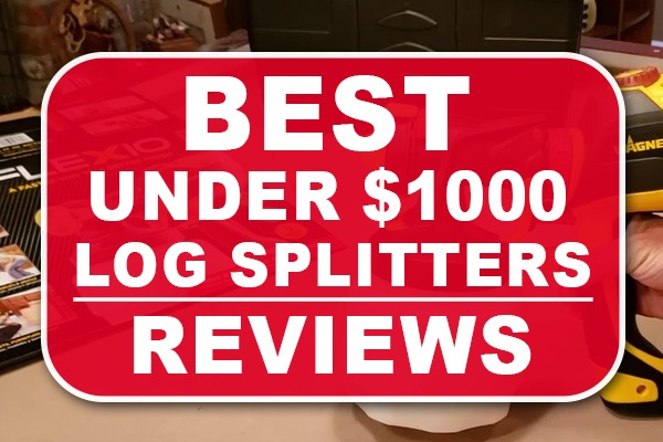 Best Log Splitters Reviews