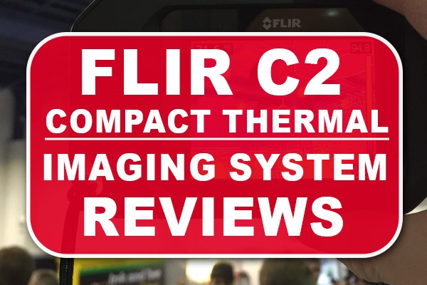 Flir C2 Compact Thermal Imaging System Camera