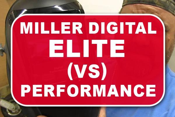 Miller Digital Elite vs Miller Digital Performance